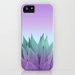 Agave Vibes #7 #tropical #decor #art #society6 iPhone Case