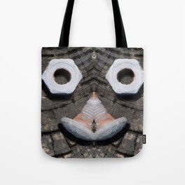 Nuts & Bolts Tote Bag