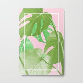 Plants No. 4 Metal Print