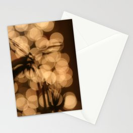 Christmas Silhouettes Stationery Cards