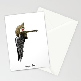 Winged M1 Stationery Cards