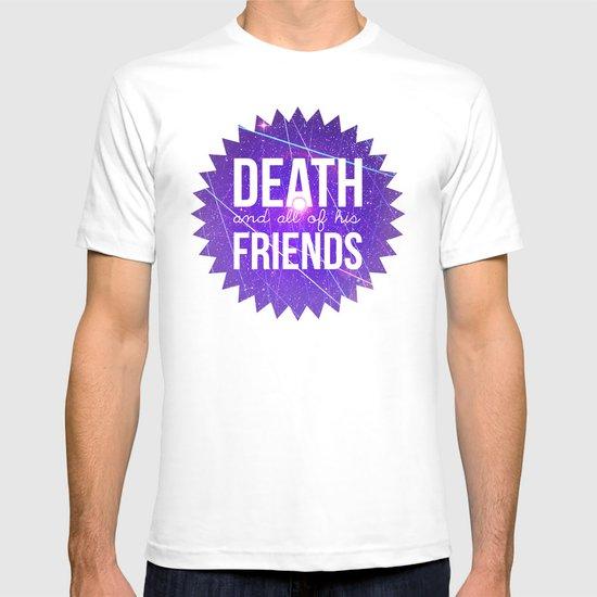 Mortem et Omnibus Amicis T-shirt