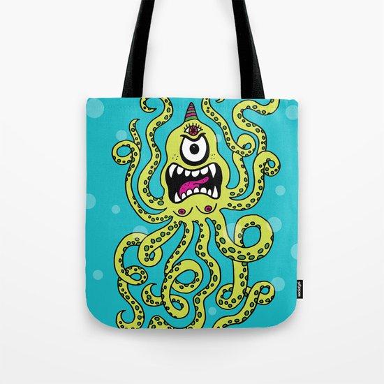 Monster Week, Day 2 Tote Bag