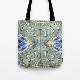 Mirroring Magnification Tote Bag