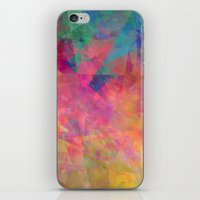 broken iPhone & iPod Skins featuring Broken by Christy Leigh