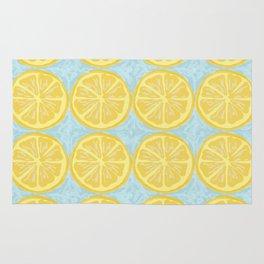 Blue Lemonade Rug