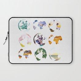 Globes Laptop Sleeve