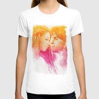 valentine T-shirts featuring Valentine by Aurora Wienhold