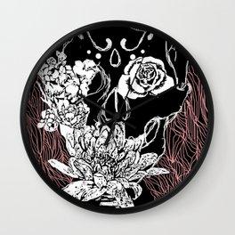 ~morticia Wall Clock