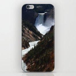 Grand Canyon of theYellowstone iPhone Skin