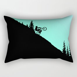 MTB 2colors Rectangular Pillow