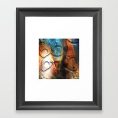 ◄ neogasketfosilization ► - ◄ Framed Art Print