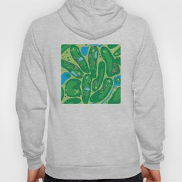 golf course par golf course green Hoody