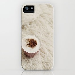 Café.  iPhone Case