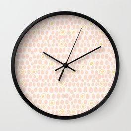 Eggs Wall Clock