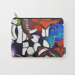 Sports Fans Carry-All Pouch