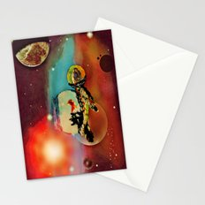 SPACE TURTLE VII - 202 Stationery Cards