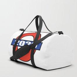 London Underground 2020 Duffle Bag