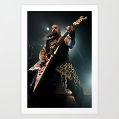 Slayer Art Print
