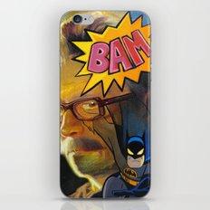 Bam! Batmannn iPhone & iPod Skin