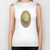 pear Biker Tanks featuring Pear by Jessica Torres Photography