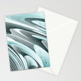 Ice Stationery Cards
