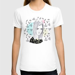 you are my geometric desire... T-shirt