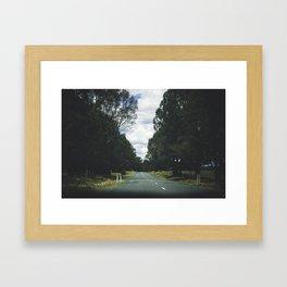 37 Framed Art Print
