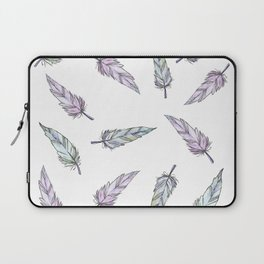 Feathers that flock together Laptop Sleeve