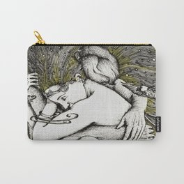 Lovers in the sky Carry-All Pouch