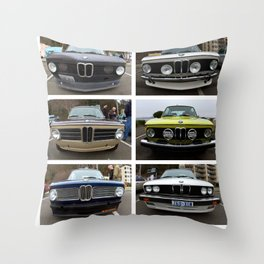 Bavarian Auto Club - West Seattle 2014 Throw Pillow