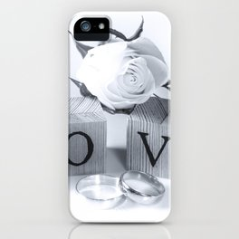 Rose. iPhone Case