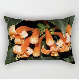 Flame Vine  Rectangular Pillow