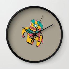 Hi Bot! Wall Clock