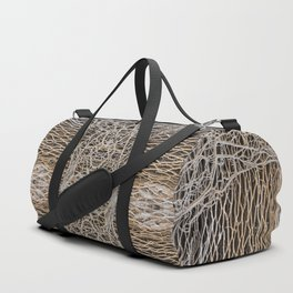 prickly on the outside - squishy on the inside Duffle Bag