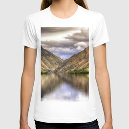 Snake River in Hells Canyon T-shirt