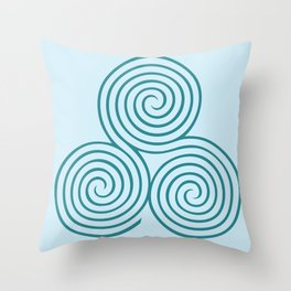 Self-Discovery Swag Throw Pillow