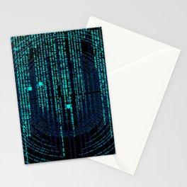 Matrix (3) Stationery Cards