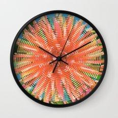 Dahlia Variabilis Wall Clock