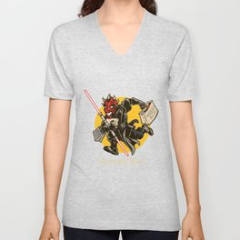 Shopping Maul Unisex V-Neck