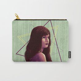 Triangirl Carry-All Pouch