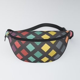 Vintage rombs Fanny Pack