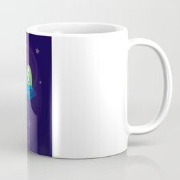 Baby Aliens Coffee Mug