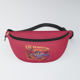 Cat Revolution Fanny Pack