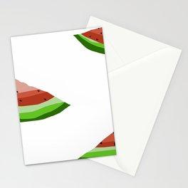 watermelon days Stationery Cards