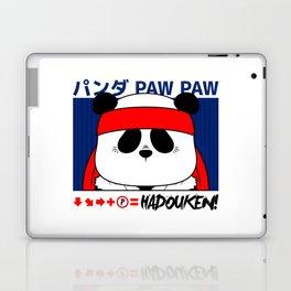 Panda (Hadouken) Laptop & iPad Skin
