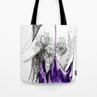 florence Tote Bags featuring Florence by jsemKamm