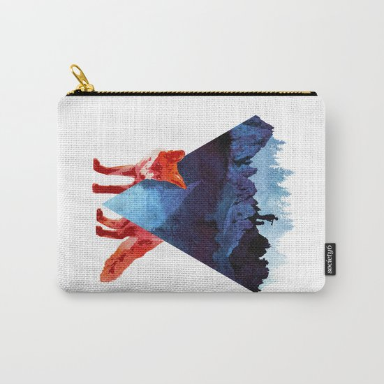 Risky road Carry-All Pouch