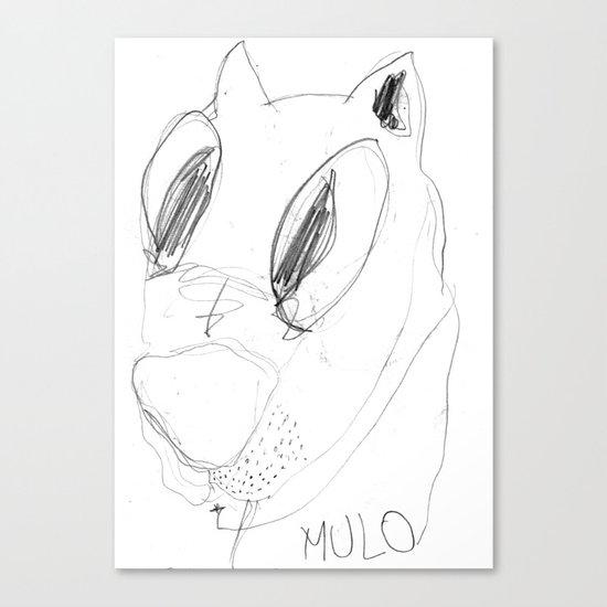 Mulo... Canvas Print