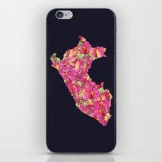 Peru iPhone & iPod Skin